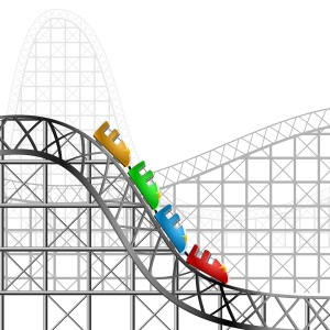 © Helioshammer | Dreamstime.com - Roller Coaster Photo