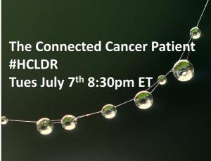 hcldr connected cancer patient chat