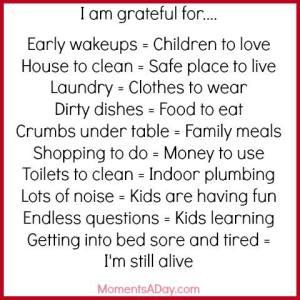 Grateful from MomentsADay_com